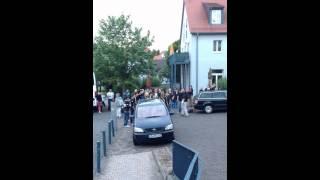DM 2012 - Ankunft in Eichenzell
